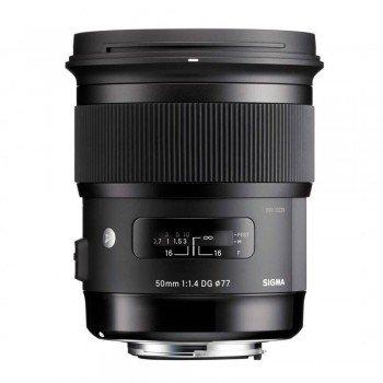 Sigma 50mm f/1.4 ART DG HSM (Canon)