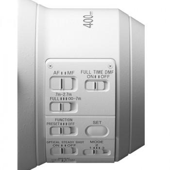 Sony FE 400/2.8 Sprzęt używany możesz zostawić w rozliczeniu