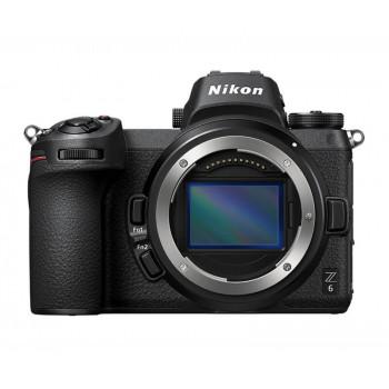 aparat Nikon Z6 BODY + Nikon FTZ