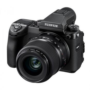 FujiFilm GFX 50S + 45/2.8 R WR
