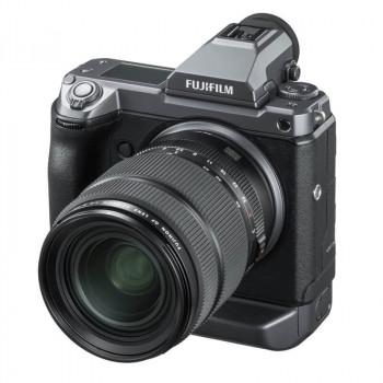 najnowszy aparat średnioformatowy o matrycy 100 Mpix Fujifilm GFX 100 sklep fotograficzny w Warszawie