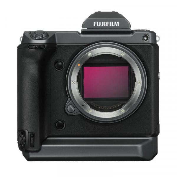 Fujifilm GFX 100 centrum aparatów średnioformatowych