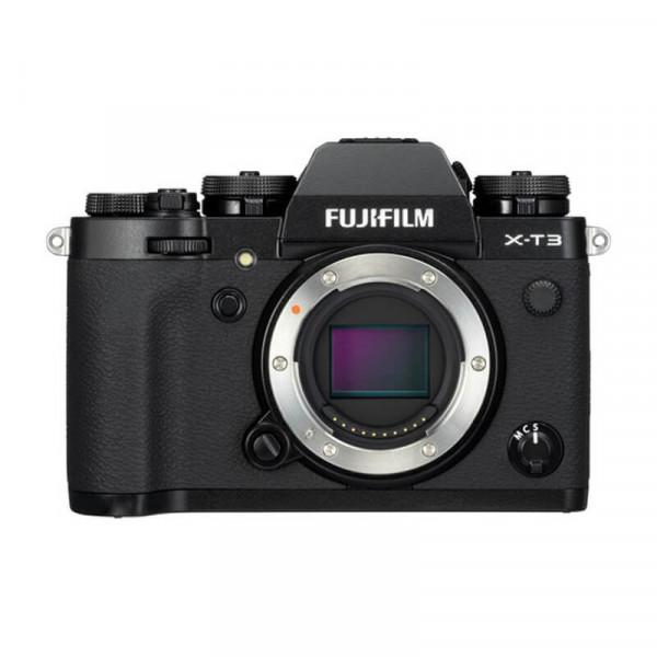 Fujifilm X-T3 Black Sklep z profesjonalnym sprzętem fotograficznym
