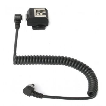 Sony FA-CS1M + FA-MC1AM kabel TTL Nowy i używany profesjonalny sprzęt foto.