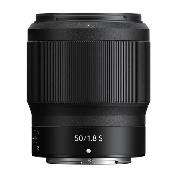 Obiektyw Nikkor Z 50/1.8 S do Nikona Z7, Z6. Sklep fotograficzny e-oko.pl