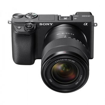 Sony A6400 +18-135/3.5-5.6 E OSS NOWOŚĆ Aparaty nowe i używane