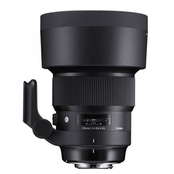obiektywy i akcesoria Sigma 105mm