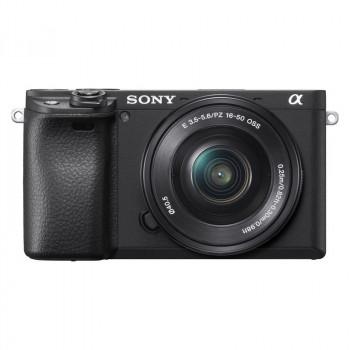 Sony A6400 +16-50/3.5-5.6 E PZ Skup używanych aparatów foto.