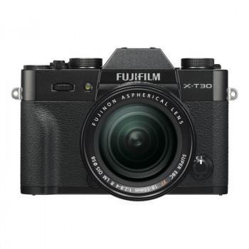 Fujifilm X-T30+18-55/2.8-4.0 XF OIS Sprzęt fotograficzny dla profesjonalistów i amatorów