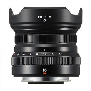 obiektyw szerokokątny Fujifilm 16mm f/2.8 XF WR R
