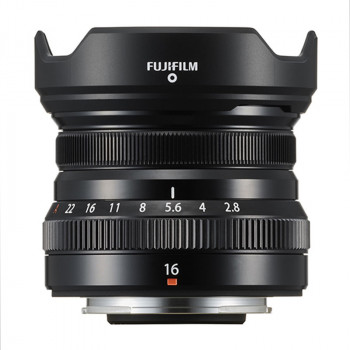 obiektyw szerokokątny Fujifilm 16/2.8 XF WR R  Sklep fotograficzny e-oko.pl