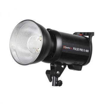 Quadralite Pulse Pro X 400 lampa błyskowa Sklep fotograficzny ze sprzętem studyjnym