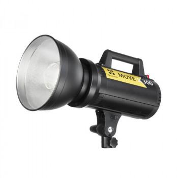 Quadralite Move X 300 lampa błyskowa Sklep z profesjonalnym sprzętem fotograficznym