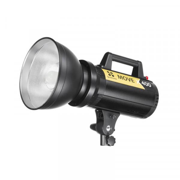 Quadralite Move X 400 lampa błyskowa Komis fotograficzny – skup sprzętu za gotówkę