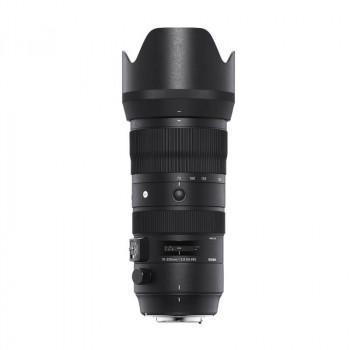 Sigma 70-200/2.8 DG OS HSM Sport (Canon) Sklep ze sprzętem fotograficznym dla profesjonalistów