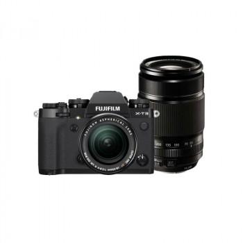 Fujifilm X-T3 + 18-55/2.8-4 + 55-200/3.5-4.8