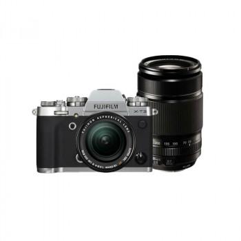 Fujifilm X-T3 + 18-55/2.8-4 + 55-200/3.5-4.8 Sklep fotograficzny dla profesjonalistów w centrum Warszawy