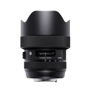 obiektyw zoom Sigma 14-24/2.8 ART DG HSM (Canon)