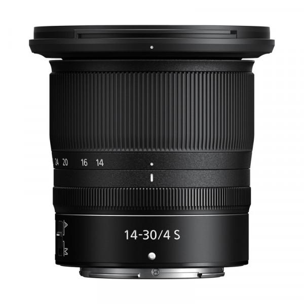 ultraszerokokątny zoom Nikkor Z 14-30/4 S