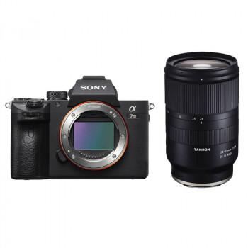 Sony A7 III + Tamron 28-75/2.8 Di III Sklep ze sprzętem fotograficznym dla profesjonalistów
