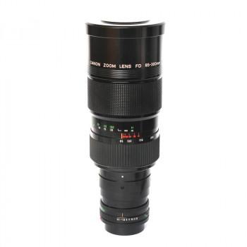 Canon 85-300/4.5 FD  skup używanego sprzętu foto za gotówkę