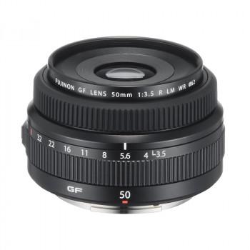 FujiFilm 50/3.5 GF R WR przyjmujemy sprzęt fotograficzny w rozliczeniu