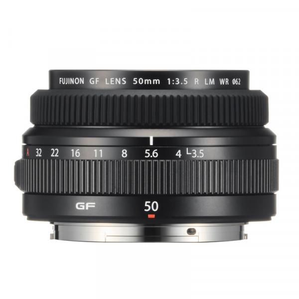 FujiFilm 50/3.5 GF R WR Skup obiektywów i aparatów foto