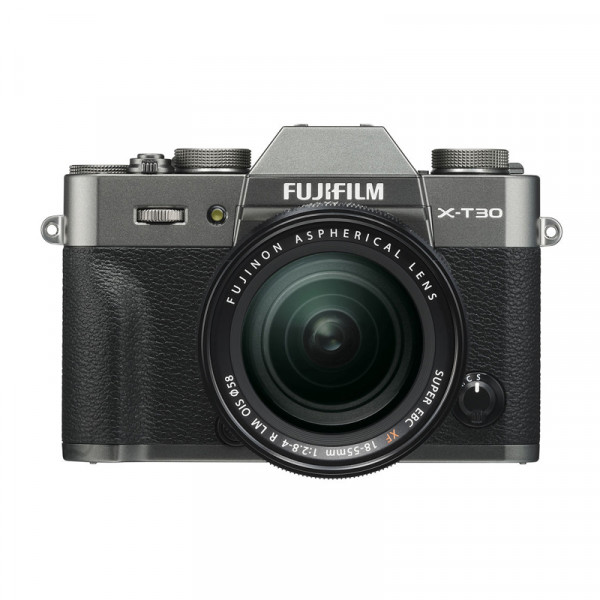 Fujifilm X-T30 + 18-55/2.8-4.0 XF OIS (Charcoal Silver)
