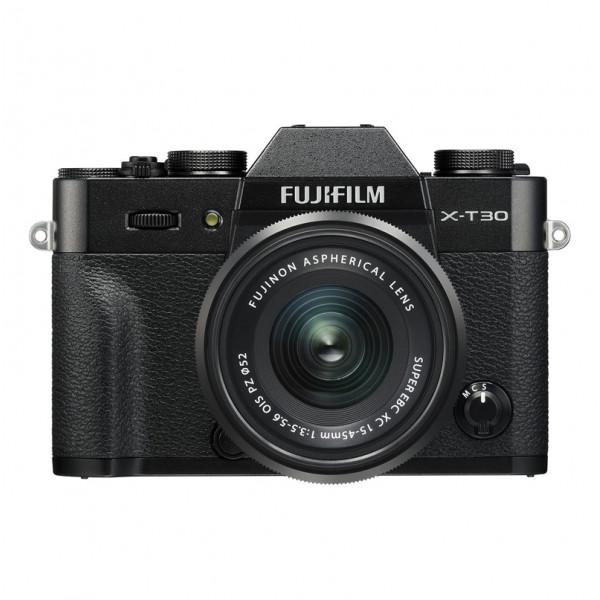 Fujifilm X-T30 + 15-45/3.5-5.6 XC OIS PZ nowy i używane sprzęt fotograficzny