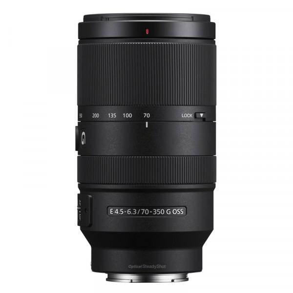 Sony 70-350/4.5-6.3 E G OSS