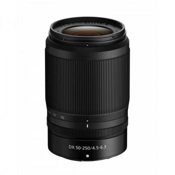 Nikkor Z 50-250/4.5-6.3 VR DX  - nowy obiektyw