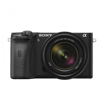 aparat fotograficzny Sony A6600 + 18-135/3.5-5.6 E OSS