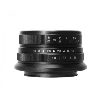 7Artisans 25/1.8 (Sony E) przyjmujemy używany sprzęt foto w rozliczeniu