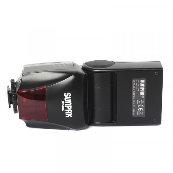 Sunpak PZ42X (Nikon) skupujemy używane lampy błyskowe