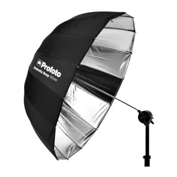 Profoto Parasolka Deep Silver L (130cm/51'') profesjonalny sprzęt fotograficzny