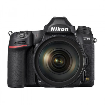 aparat Nikon D780 + 24-120/4 G ED VR