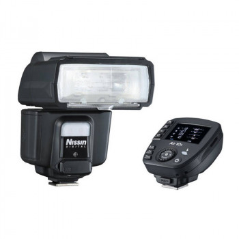 lampa błyskowa Nissin i60A + Air10s (Fujifilm)