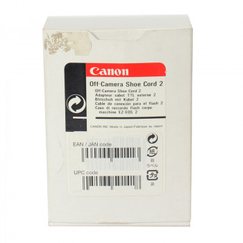 Kabel Canon Off Camera Shoe Cord 2 skup sprzętu foto za gotówkę