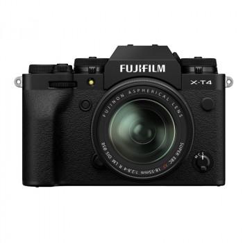 Fujifilm X-T4 + 18-55/2.8-4 sklep - komis fotograficzny Warszawa