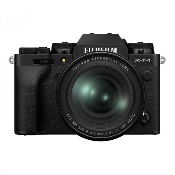 Fujifilm X-T4 + 16-80/4 R OIS WR black