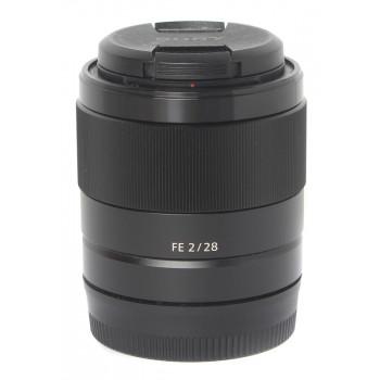 Obiektyw Sony 28/2.0 FE