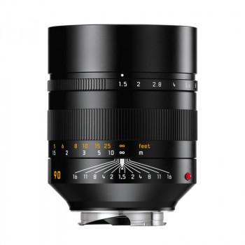 Leica 90/1.5 SUMMILUX-M ASPH.  sklep fotograficzny w warszawie