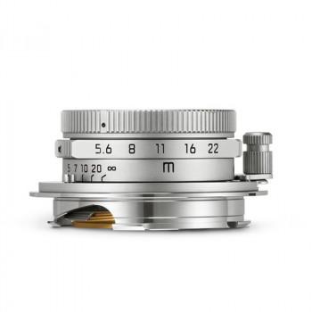 obiektyw Leica 28/5.6 SUMMARON-M Matte Silver