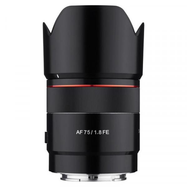 Samyang 75/1.8 AF (Sony FE) sklep fotograficzny