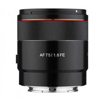 Samyang 75/1.8 AF (Sony FE) nowy i używany sprzęt fotograficzny