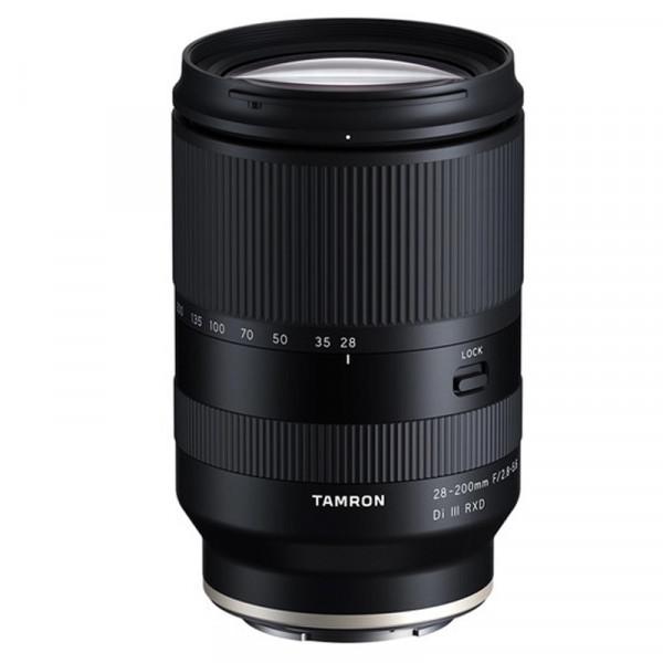 Tamron 28-200/2.8-5.6 Di III RXD do Sony E sklep fotograficzny Warszawa