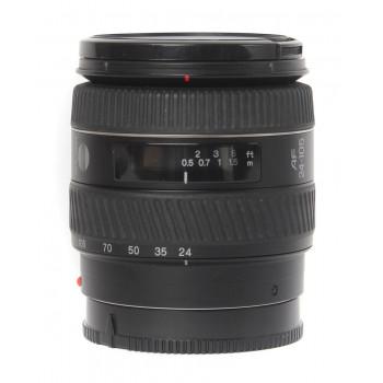 Minolta 24-105/3.5-4.5 AF D ( Sony A/Minolta) nowy i używany sprzęt fotograficzny