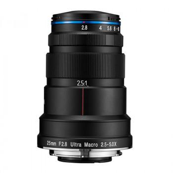 obiektyw Laowa 25/2.8 Ultra Macro (Nikon Z)