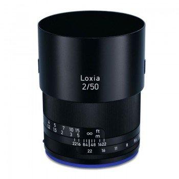 Zeiss 50/2 Loxia do Sony E Sprzęt fotograficzny dla profesjonalistów i amatorów.