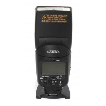 Canon 470 EX AI Speedlite PRZYJMUJEMY SPRZĘT W ROZLICZENIU
